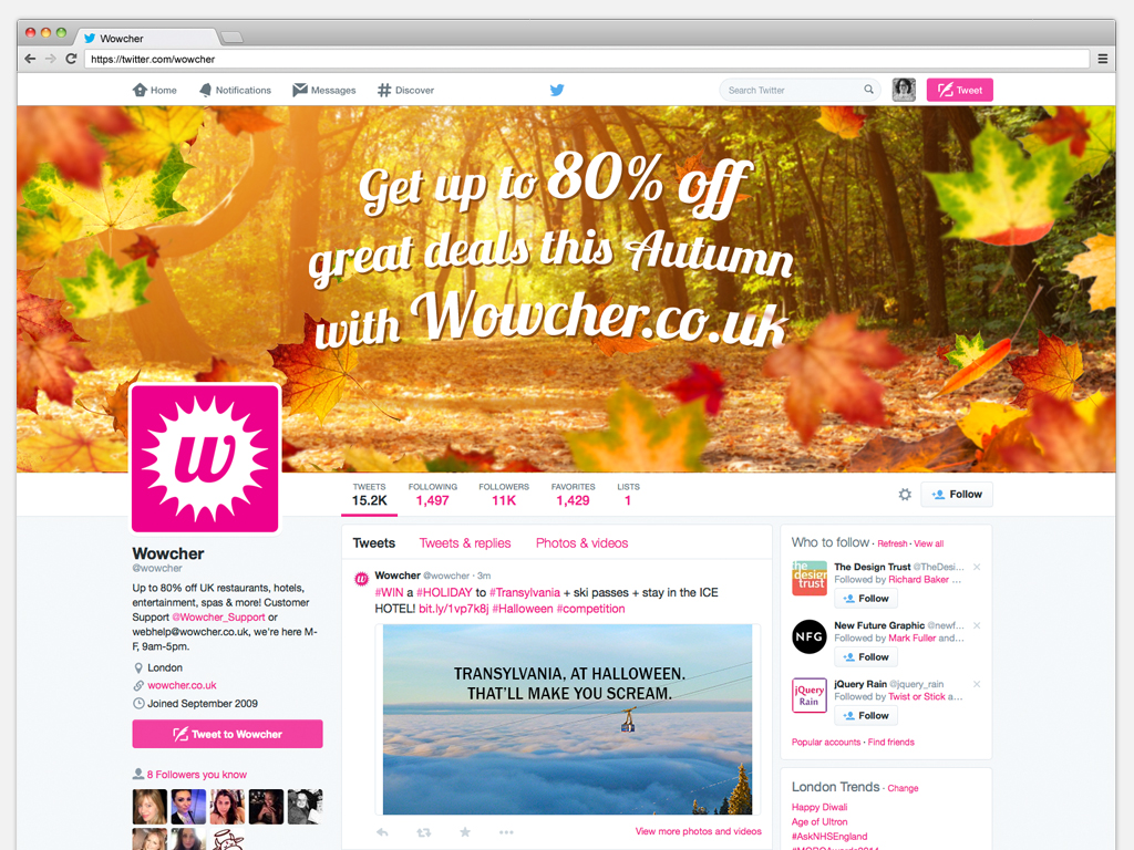 Wowcher Facebook Like Gate